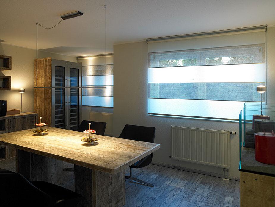 roller blinds. Black Bedroom Furniture Sets. Home Design Ideas
