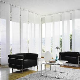 vorhaenge sichtschutz sonnenschutz akustiksysteme. Black Bedroom Furniture Sets. Home Design Ideas