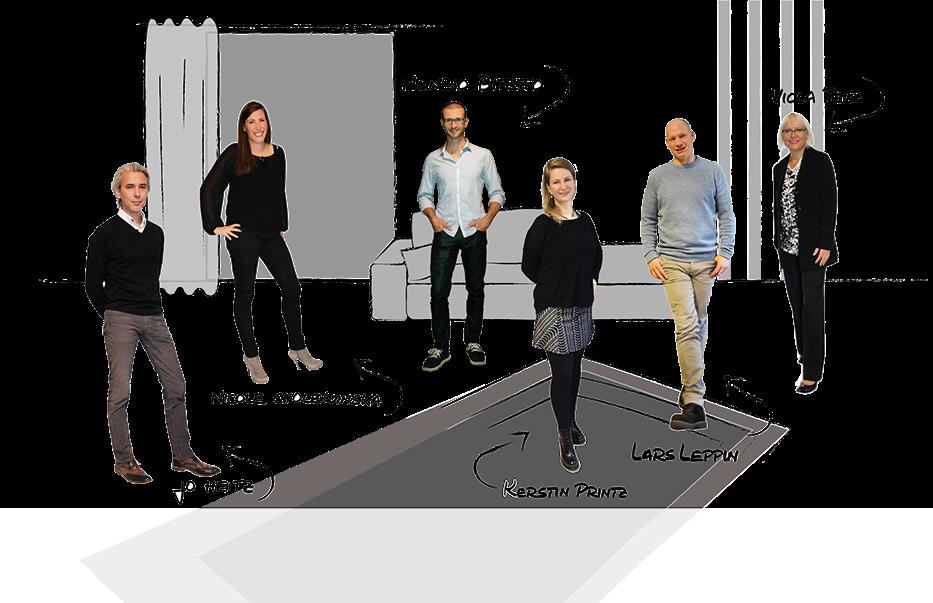 Lars Leppin Gmbh Team Im Stilwerk Und Kadewe Berlin